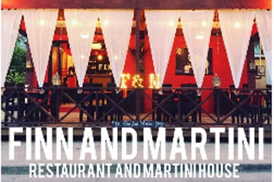 Finn and Martini Restaurant and Martini House