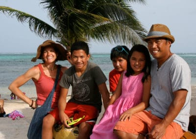 San Pedro Park Family Time