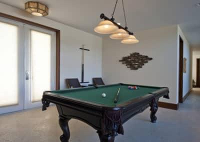 Canary Cove Main House Billiards & Table Tennis