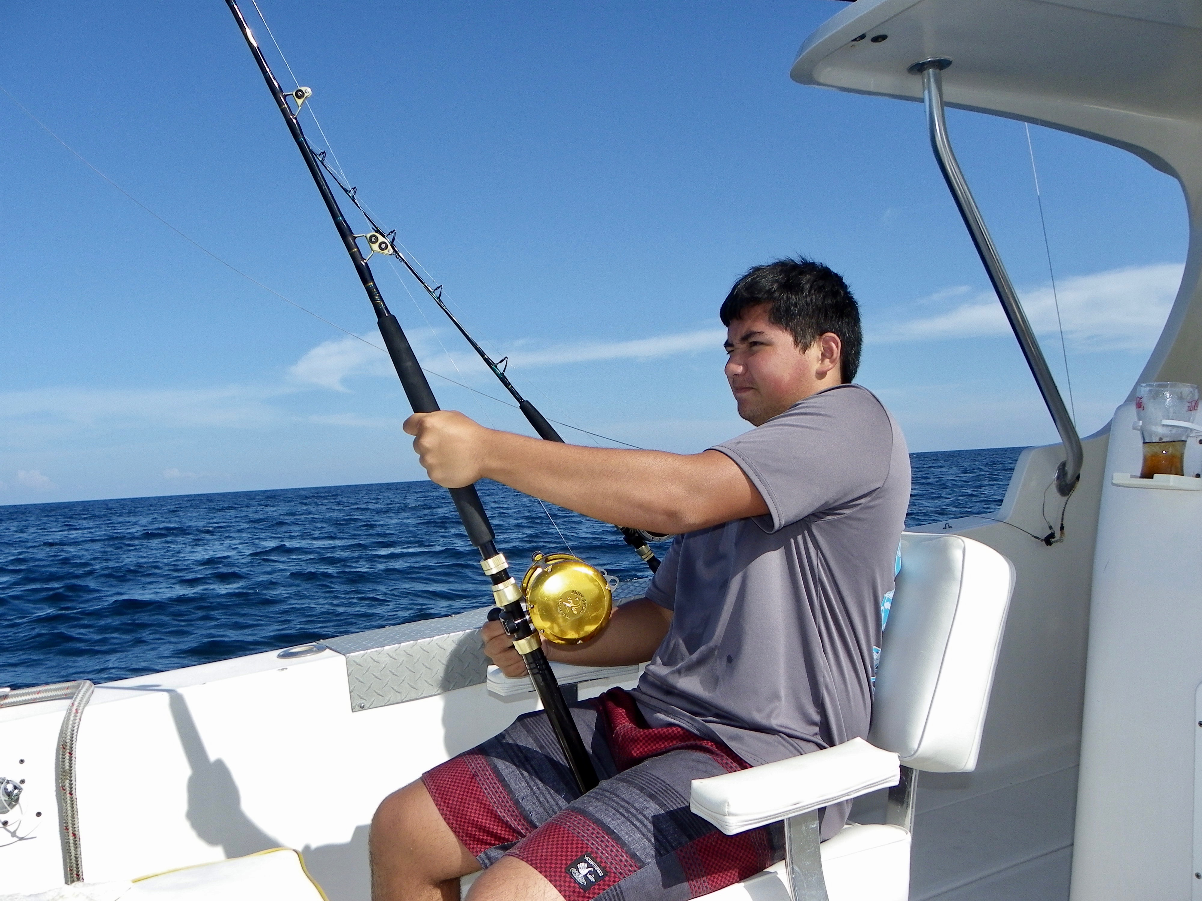 Canary Cove Private Fishing Excursions Guided by Poseidon Belize
