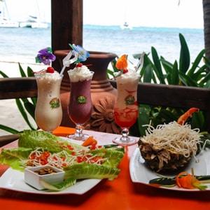 Pineapples Seaside Grill Belize