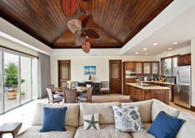 Canary Cove Villa Interior