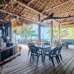 Fido's Courtyard & Pier Belize