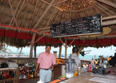 Local Favorite Rojo Beach Bar & Lounge