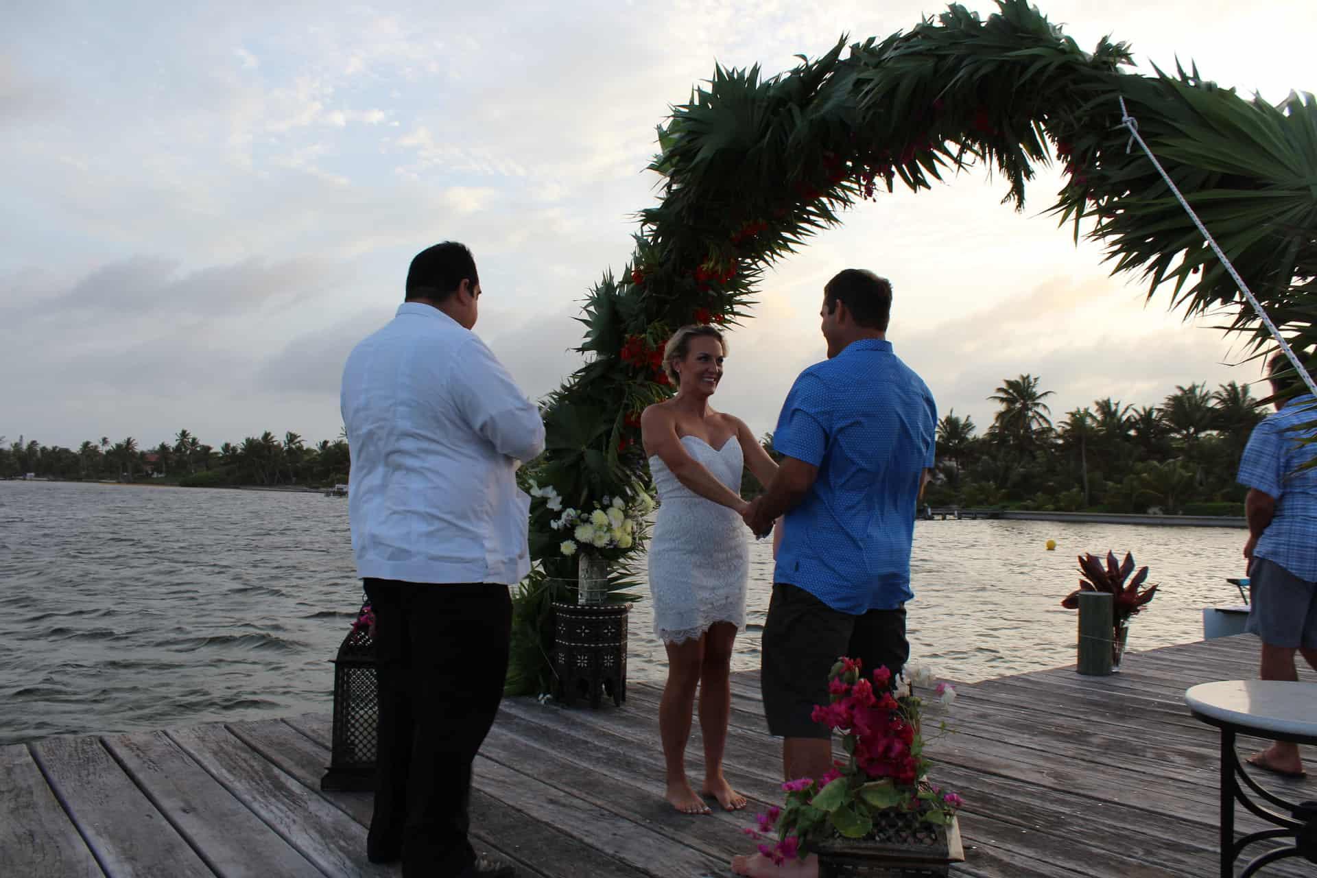 Canary Cove Hosts Destination Weddings