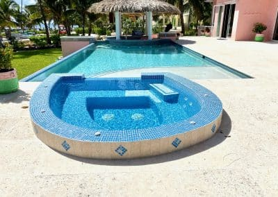 Canary Cove Villa Private Pool with Swim Up Bar and Hot Tub