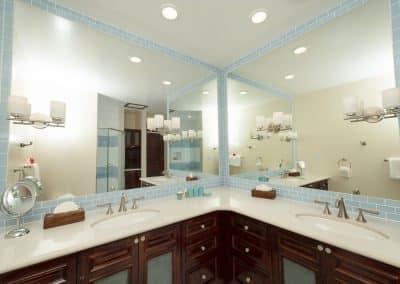 Canary Cove Villa Suite 2 Ensuite Bathroom Double Vanities