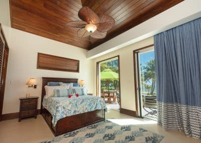 Canary Cove Villa Suite 1 with Ocean View and Patio Access