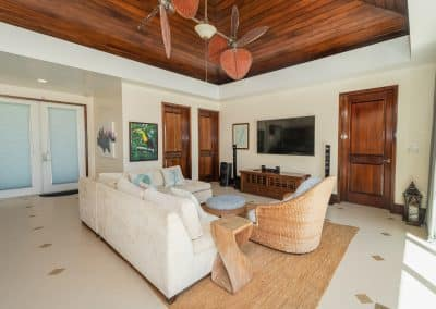 Canary Cove Villa Access to Back Yard, 4th Bathroom, Kids' Bunk Room, and Suite 1