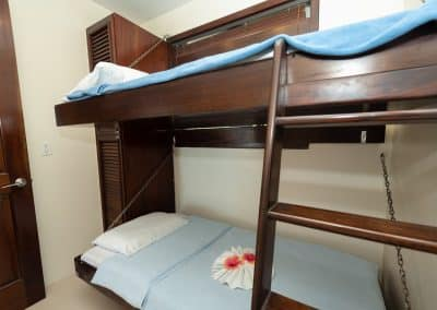 Canary Cove Villa Kids' Bunk Room
