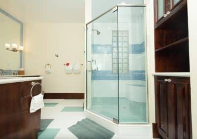 Canary Cove Villa Suite 3 Ensuite Bathroom Shower